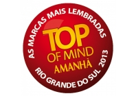 Top of Mind - Revista Amanhã